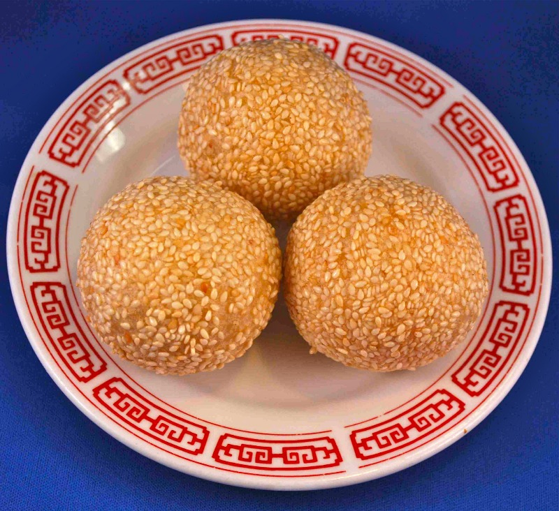 煎堆Crisp Sesame Seed Ball Image
