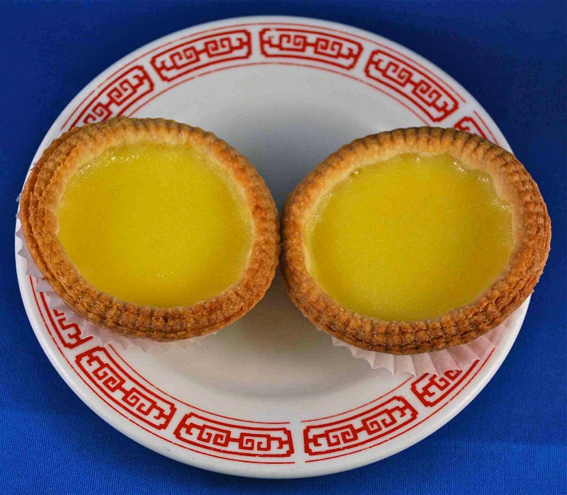 Egg Custard Tart Image