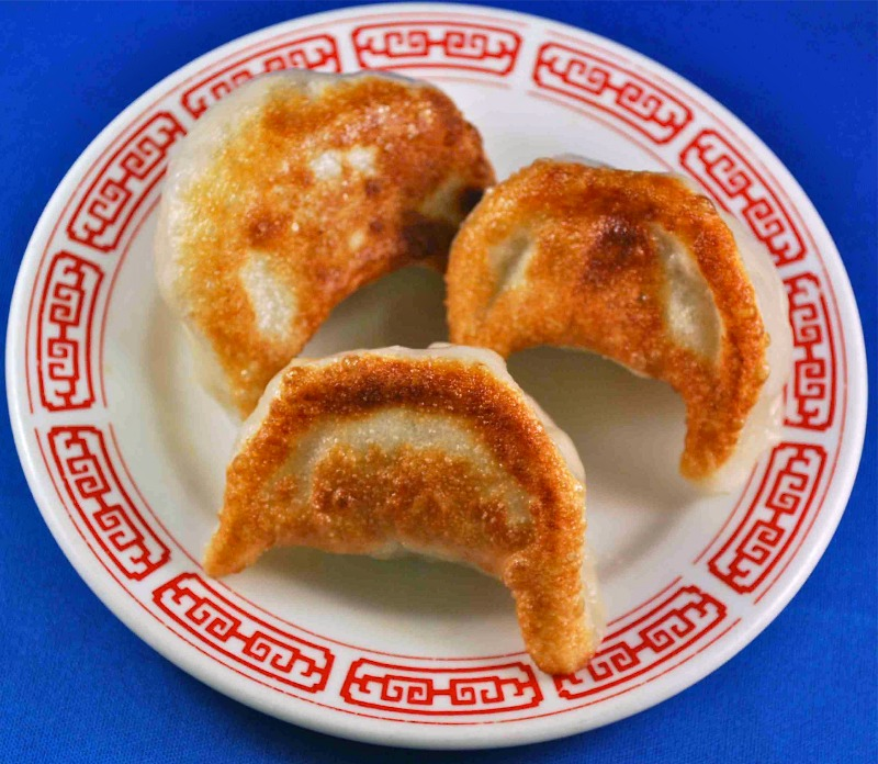 鍋貼Pan Fried Dumpling
