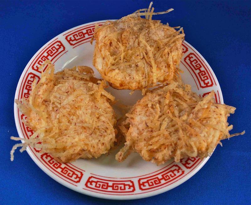 芋蝦Shrimp Taro Image