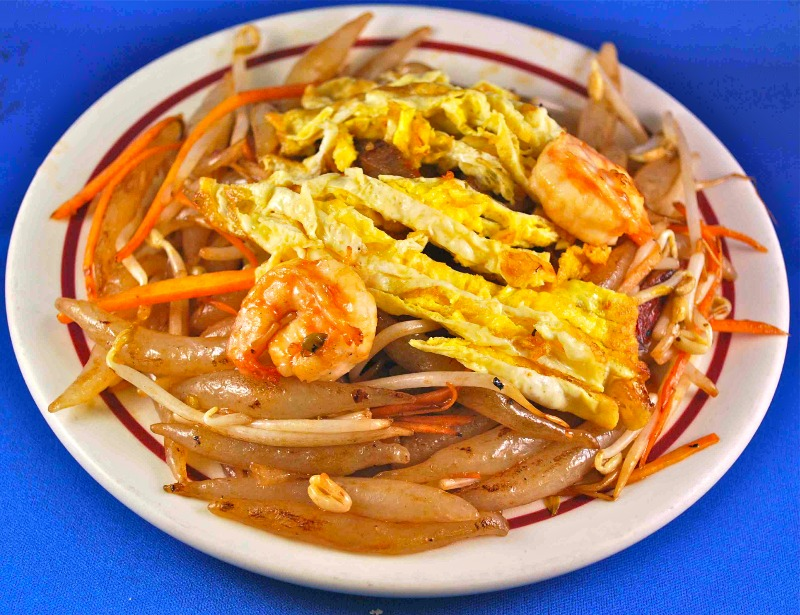 Silver Noodles Image