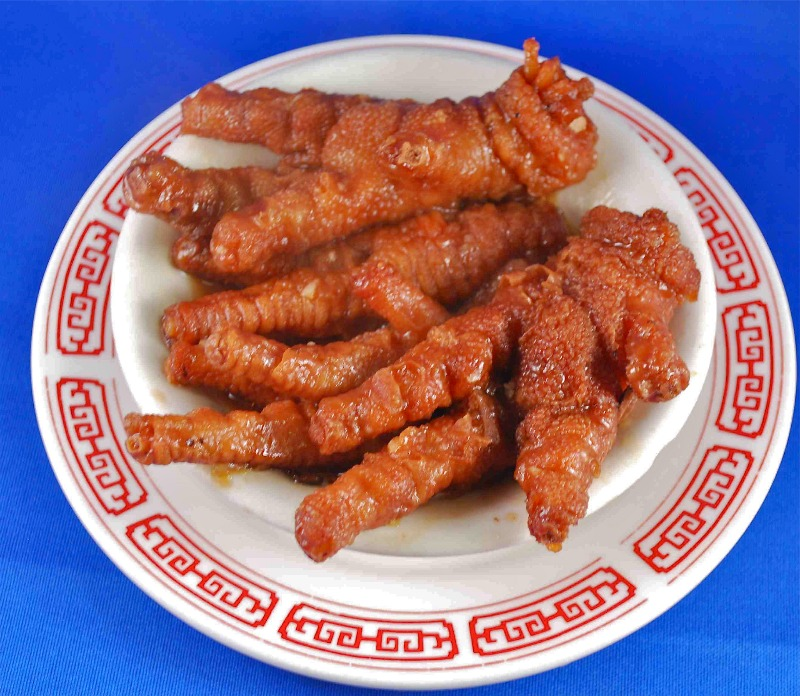 Steamed Chicken Feet Image