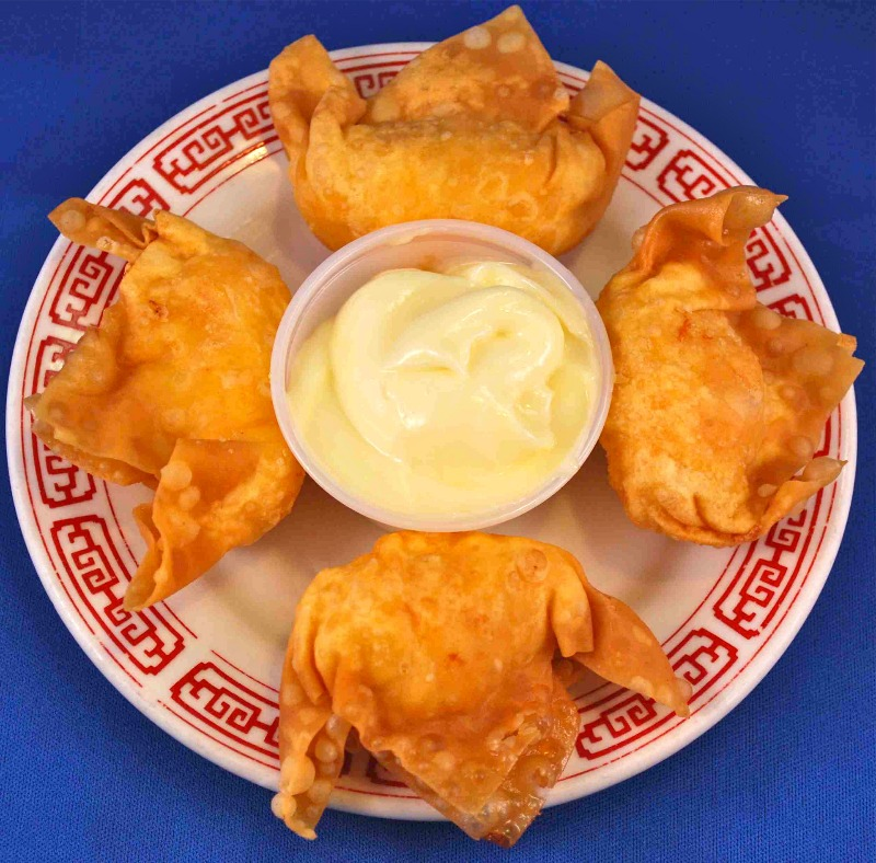 Deep Fried Shrimp Dumpling Image
