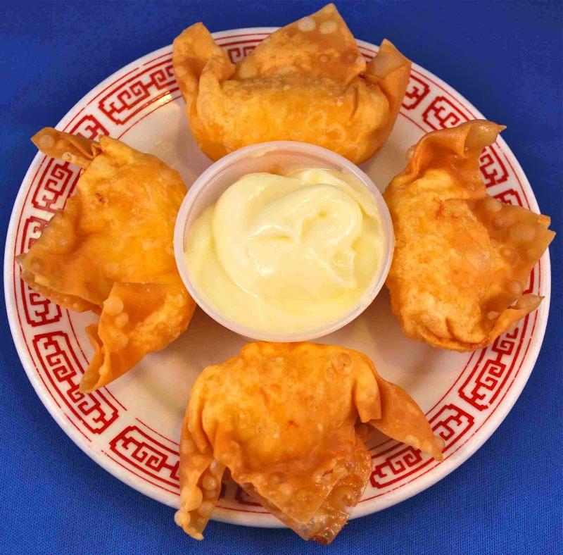 明蝦角Deep Fried Shrimp Dumpling Image