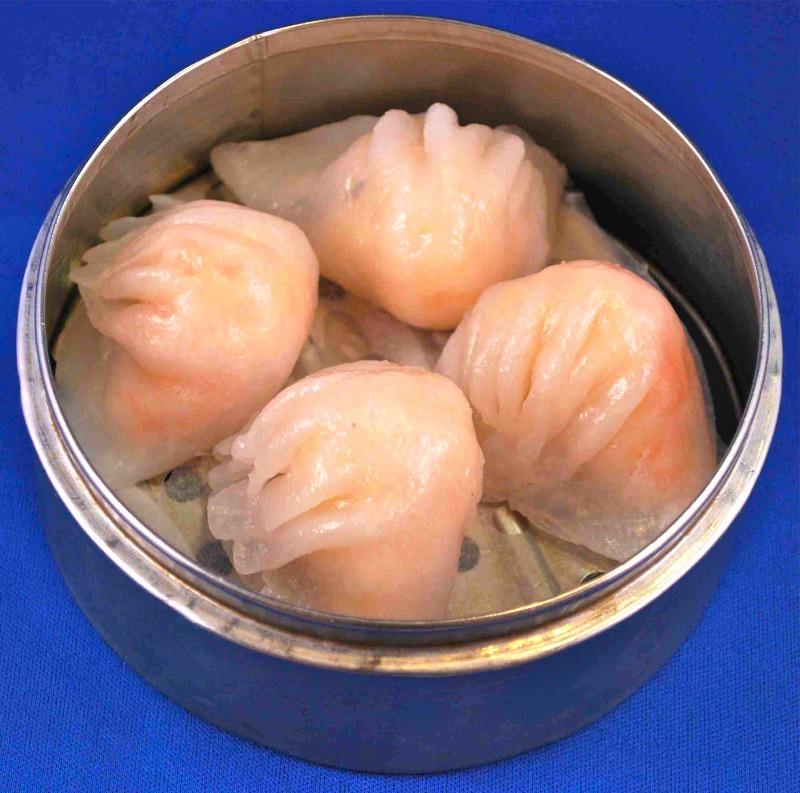 蝦餃Shrimp dumpling Image