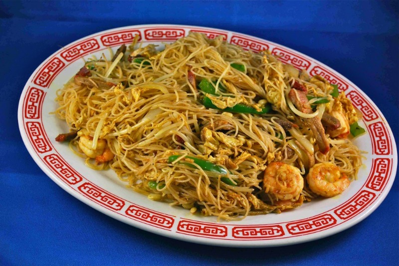 Singapore Rice Noodles Image