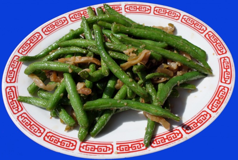 Stir Fried String Beans Image