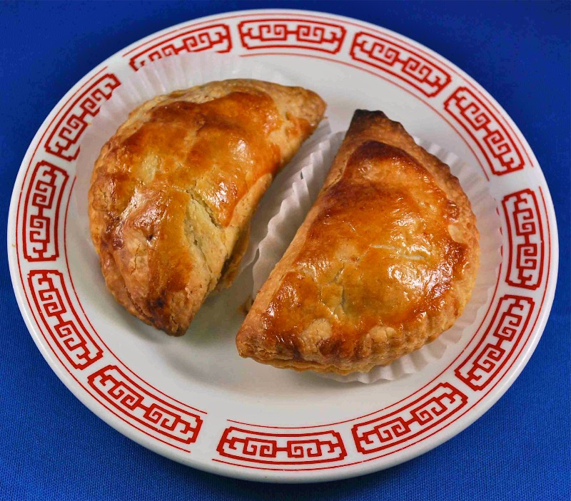 Curry Beef Pastry Image