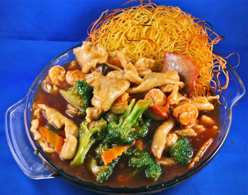 House Special Pan Fried Noodles