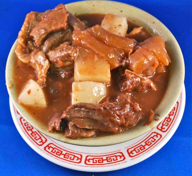 牛腩筋Beef Plate