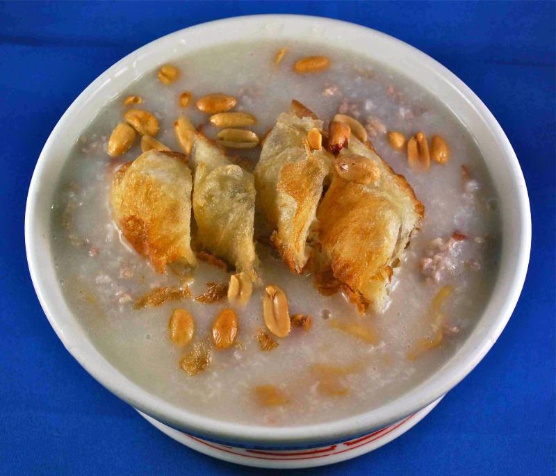 牛肉粥Beef Congee (Hong Kong Style) Image