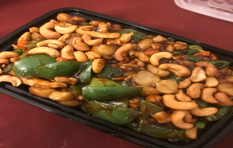 Diced Chicken with Cashew Nut