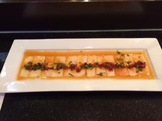 White Tuna Ceviche