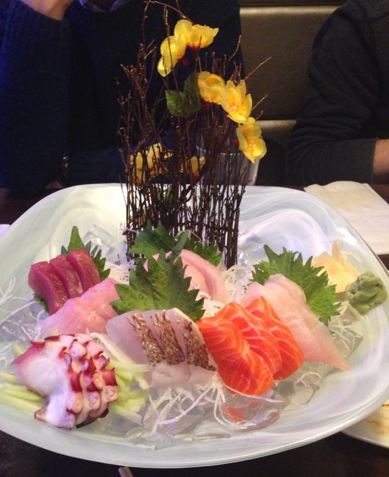 Sashimi Deluxe (21 Pcs) Image