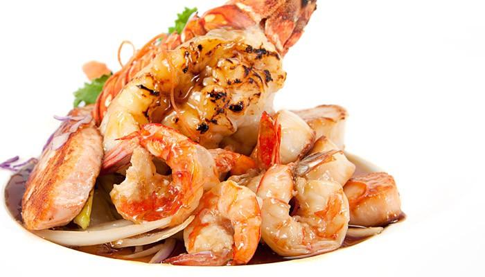 Seafood Teriyaki Image
