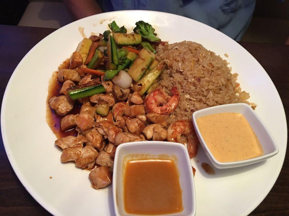Hibachi Dinner Image