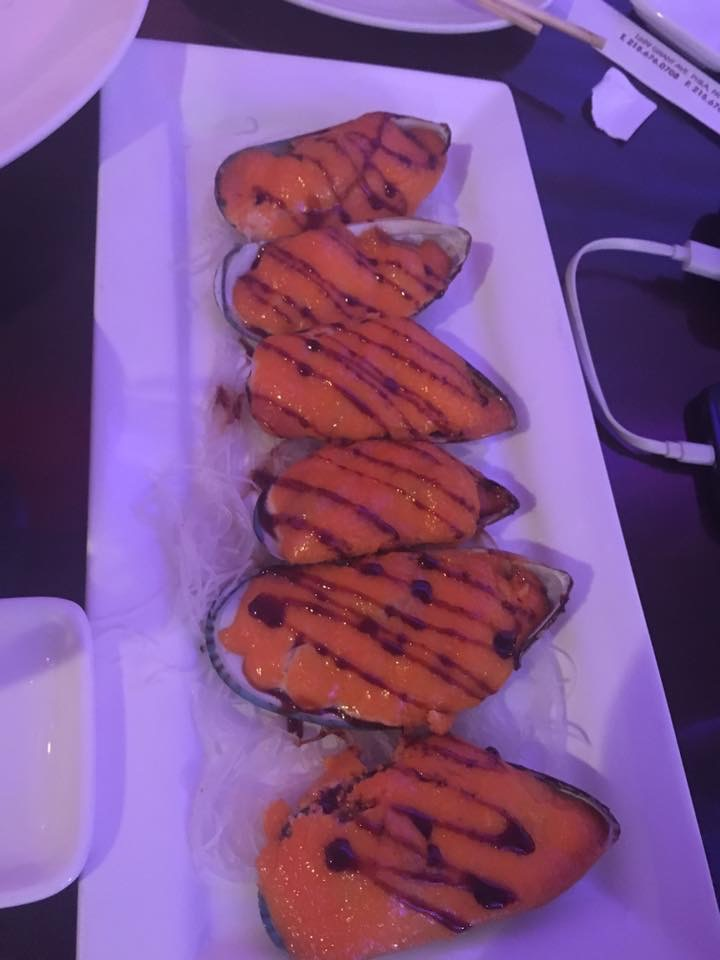 Baked Mussel (6 Pcs) Image