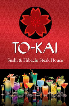 To-Kai Sushi & Hibachi Steak House