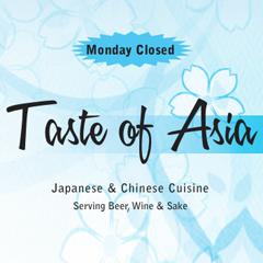 Taste of Asia - Buffalo