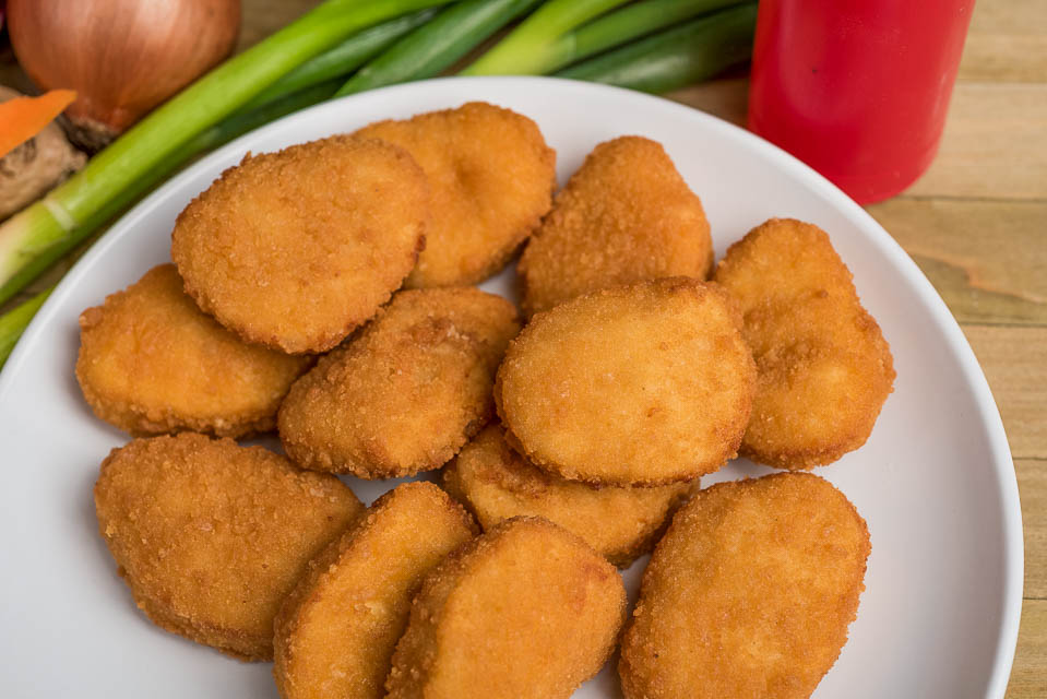 P13. Fried Fillet Fish (3 lbs) Image
