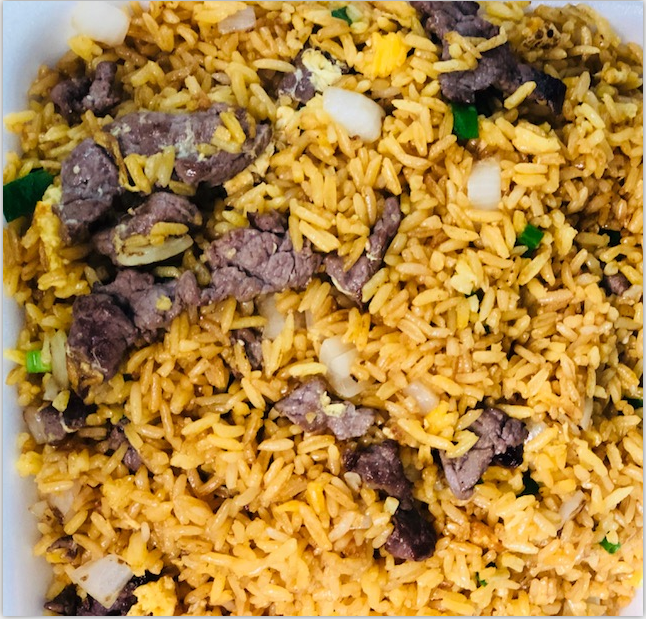 23. Beef Fried Rice