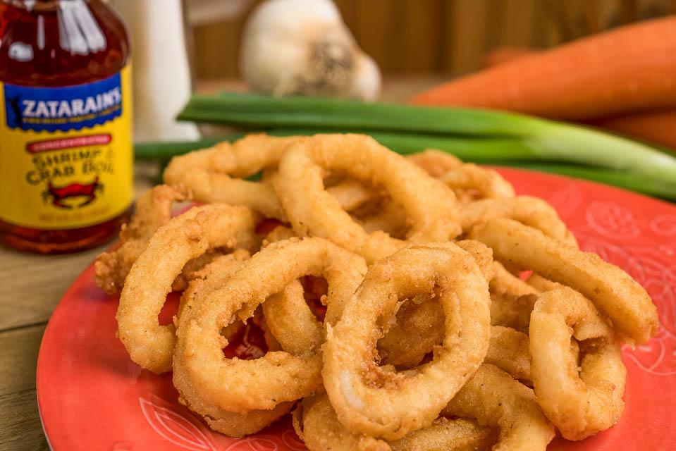H9. Fried Calamari