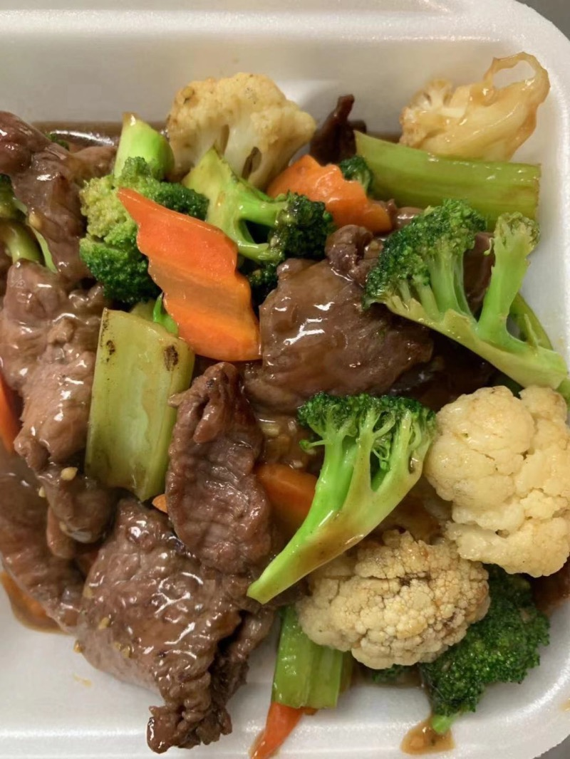 V5. Beef with Mix Vegetables Image