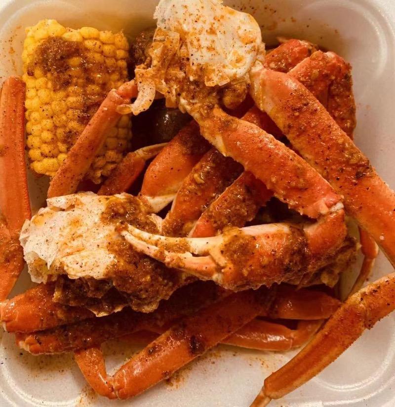 B14. Snow Crab Legs Image