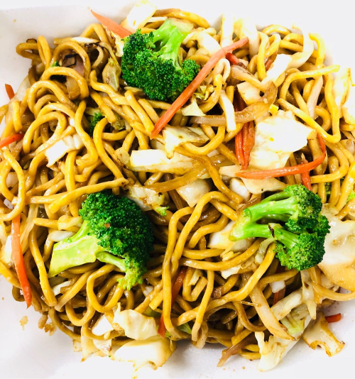 P15. Vegetables Lo Mein Image