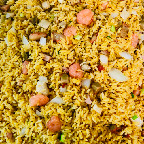 24. House Fried Rice