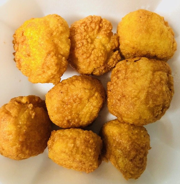 22B. Fried Scallop (8pcs) Image