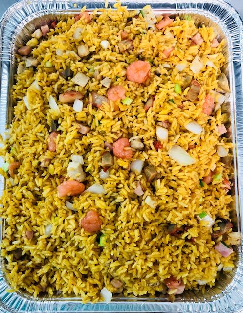 P2. House Fried Rice