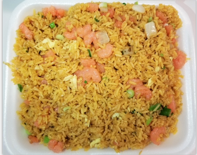 23. Shrimp Fried Rice