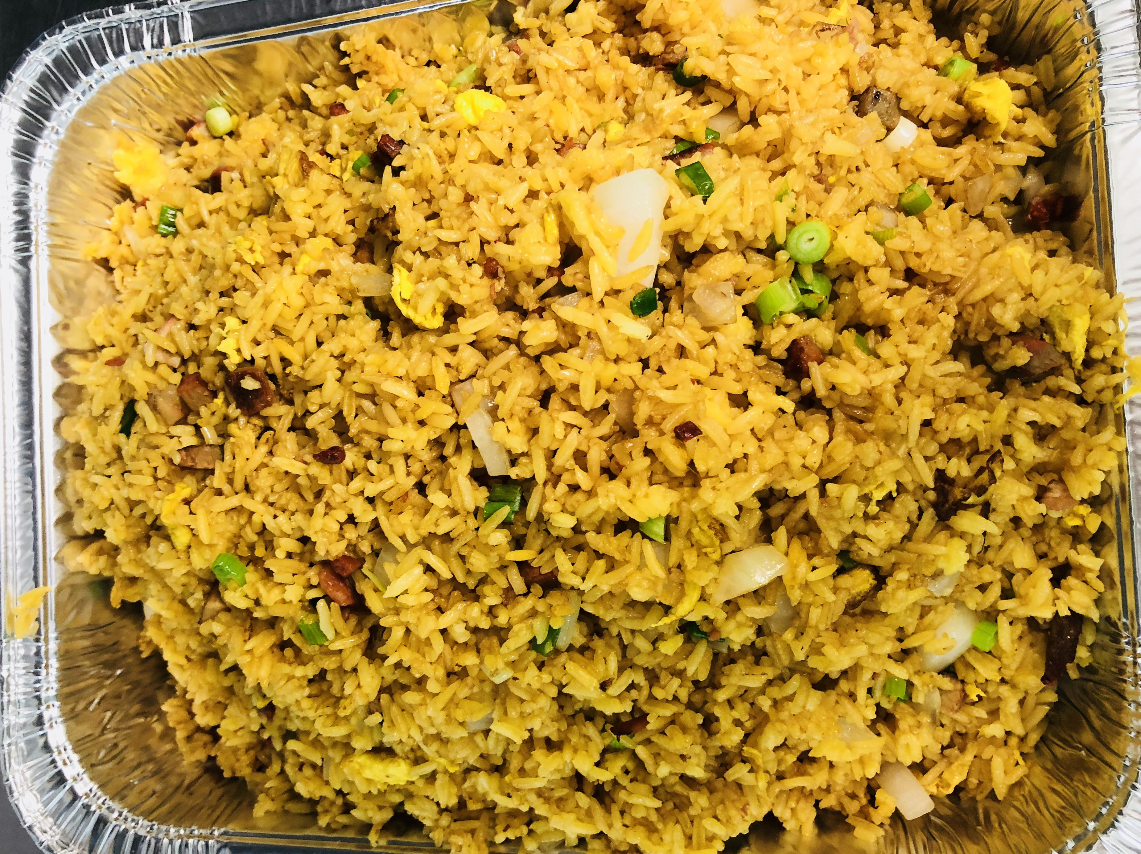 P1. Pork Fried Rice