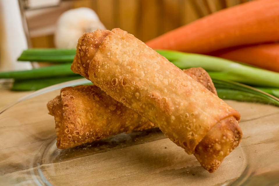 2. Shrimp & Pork Egg Rolls (2) Image