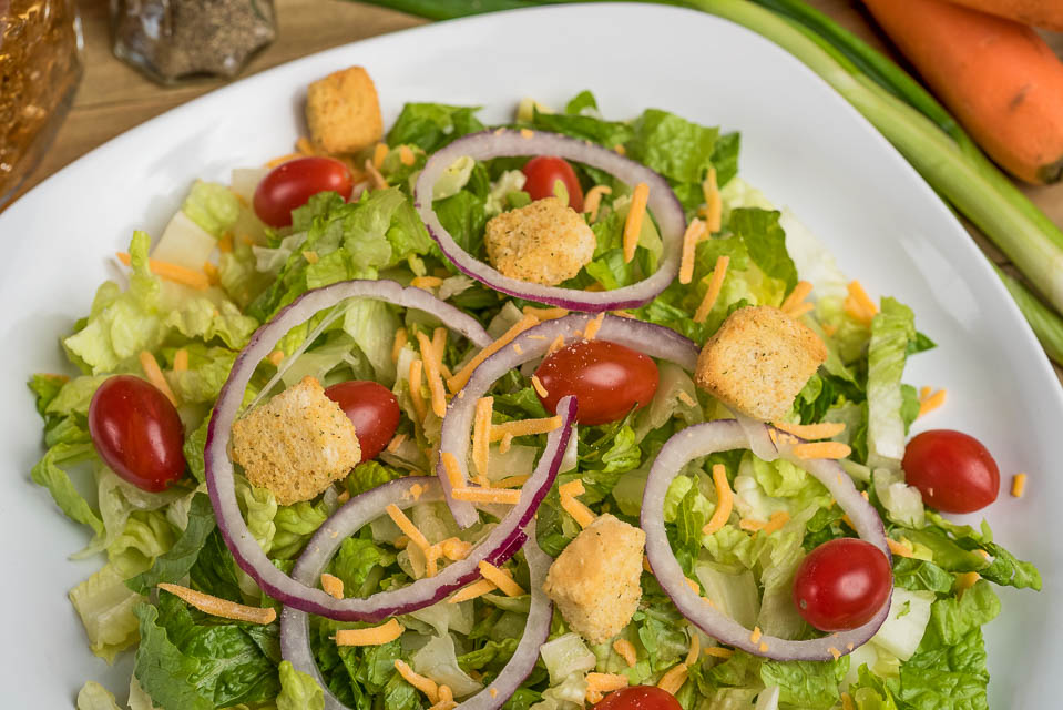 9. Green Salad