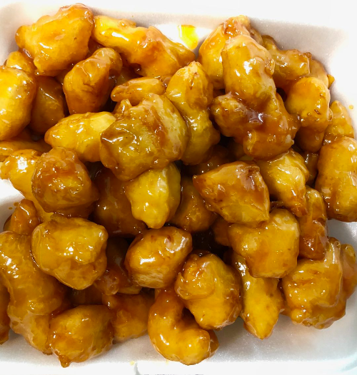 40A. General Tso's Chicken (Large Only)