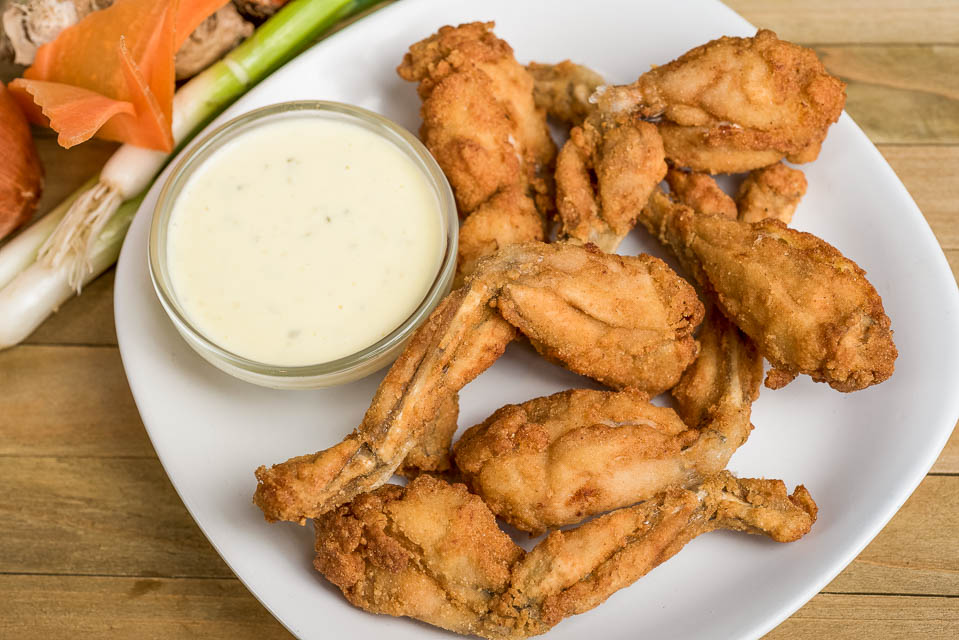 18. Fried Frog Legs (6) Image