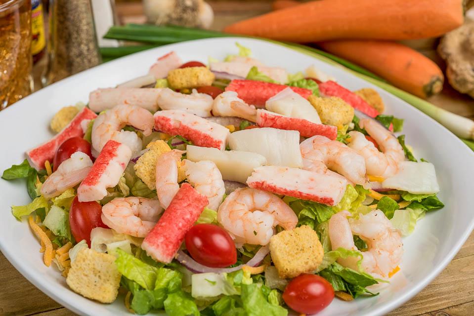 12. Seafood Salad