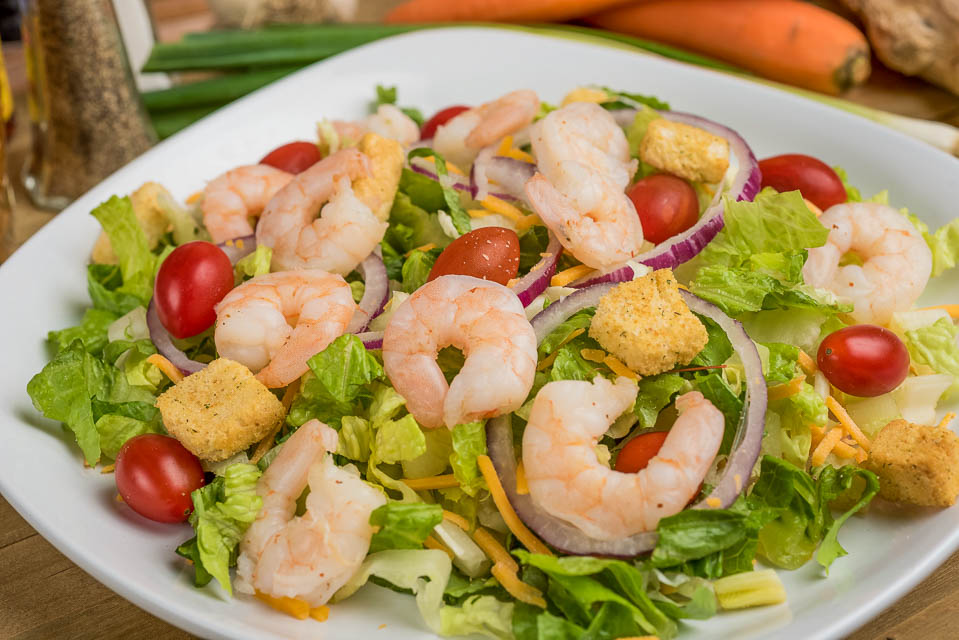 10. Shrimp Salad