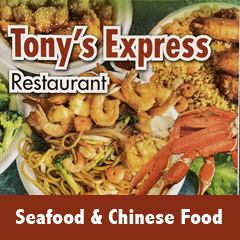Tony's Express - Martinez
