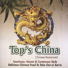 Tops China - Richmond