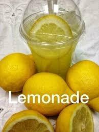 Fresh Squeezed Lemonade Image