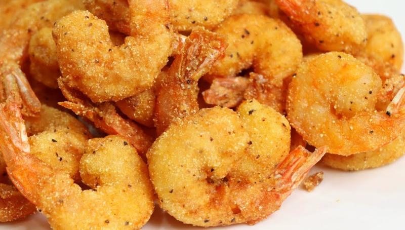 Shrimp Basket Image