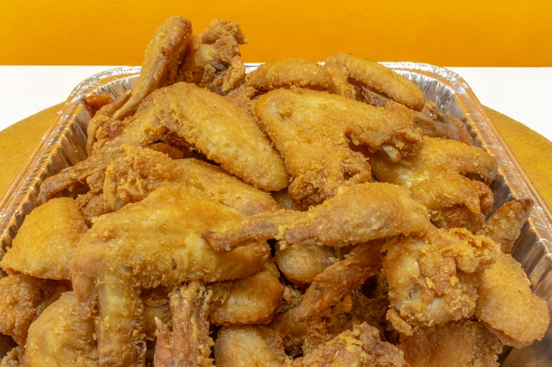 Chicken Wing Basket Image