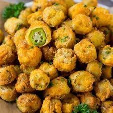 Fried Okra Image