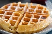 Plain Waffle Image
