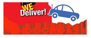 We delivery with doordash