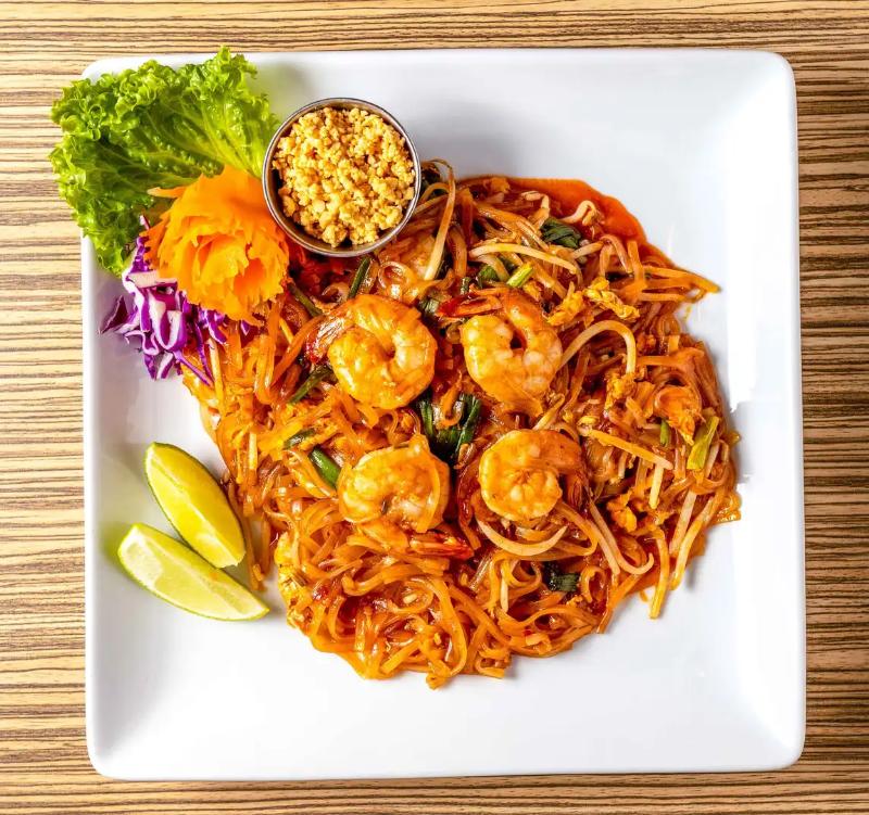 Pad Thai (Lunch)
