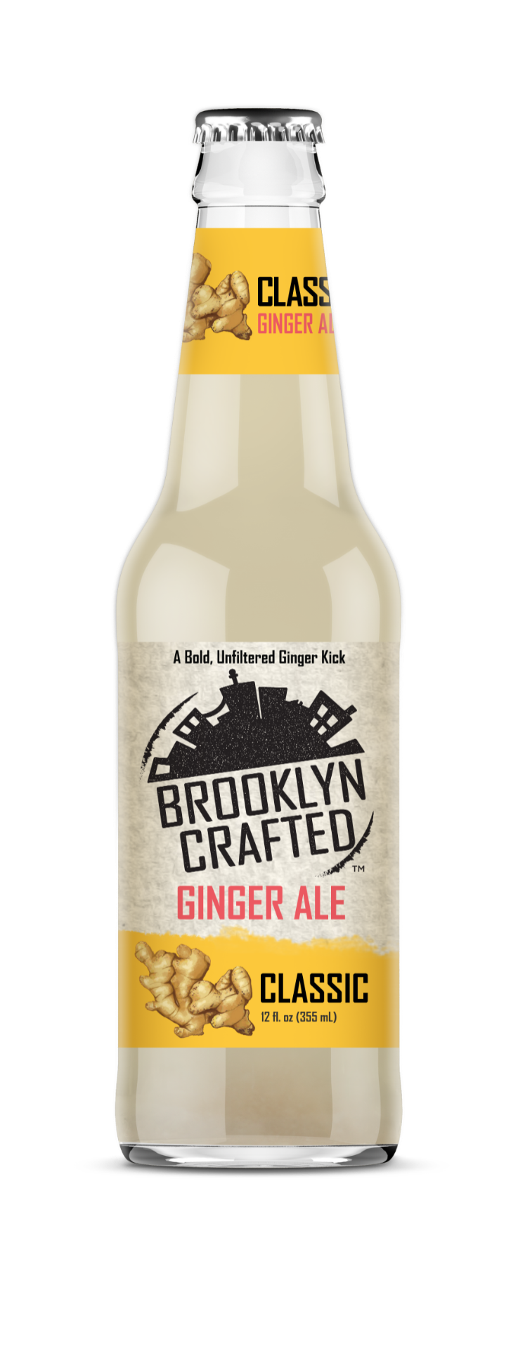 BROOKLYN CRAFTED Classic ginger ale Image